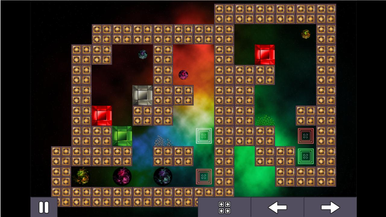 Blockage- screenshot