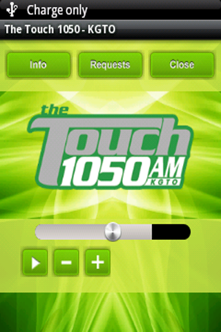 The Touch 1050 - KGTO