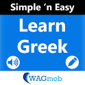 Learn Greek (Speak & Write) logo
