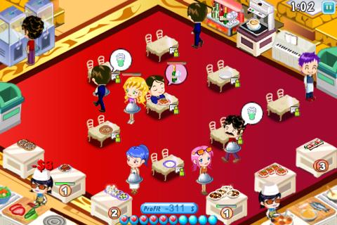 Buffet Tycoon Lite - screenshot