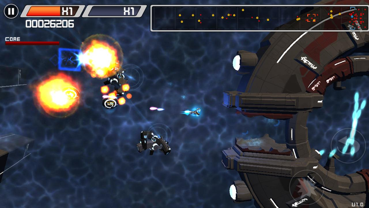 Syder Arcade HD - screenshot