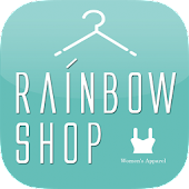 清新自然系的平價穿搭-RAINBOW SHOP