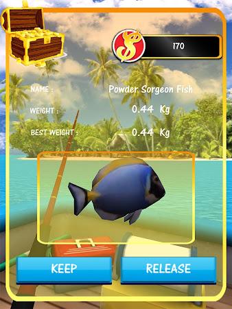 Real Fishing Pro 3D 1.3.2 screenshot 638735