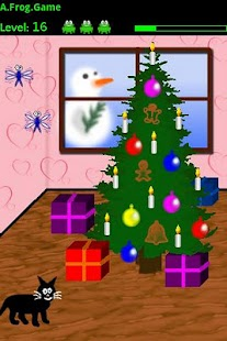 A Frog Game Christmas Edition - screenshot thumbnail