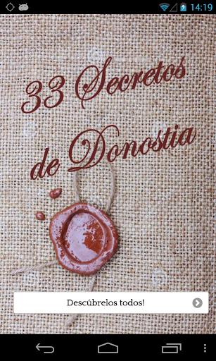 33 secretos de Donostia