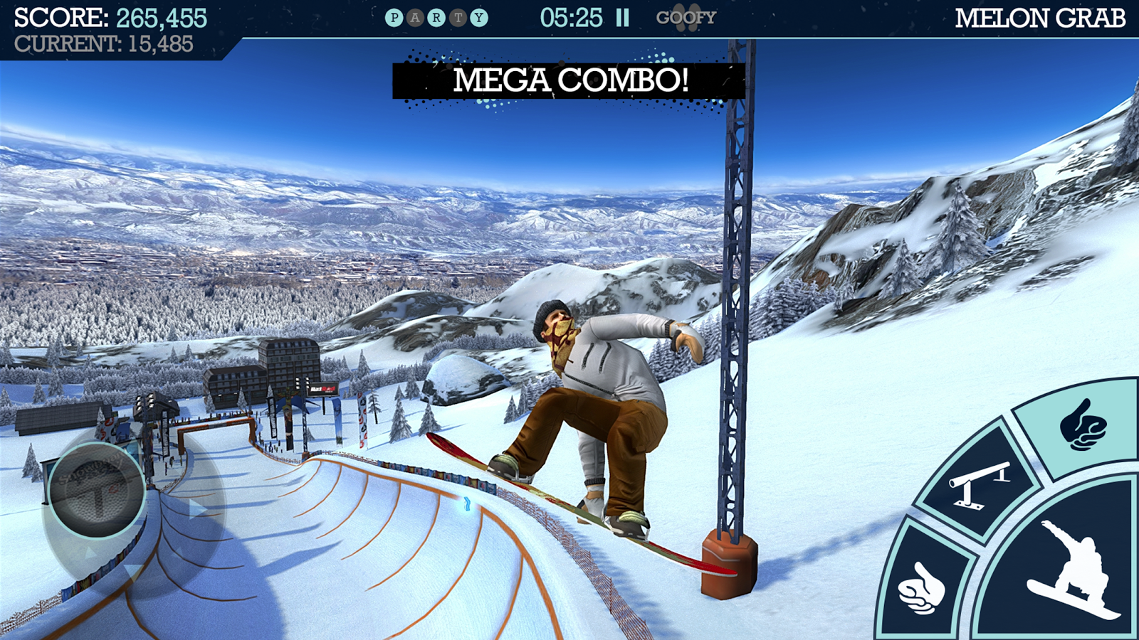 Snowboard Party - screenshot