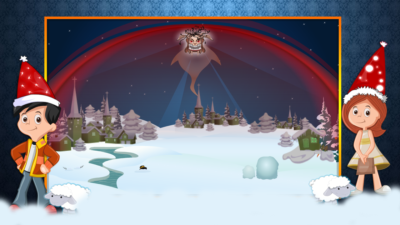X Mas Eve Escape- screenshot