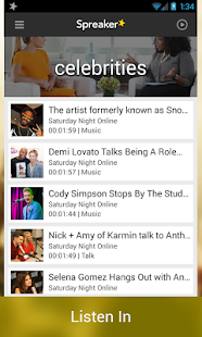 Spreaker - Radio & Podcasts - screenshot thumbnail