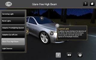 Screenshot of NIGHTDRIVE