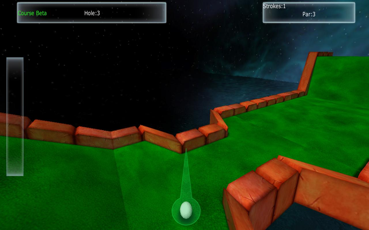 Amazing Mini Golf 3D - screenshot