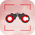 Virtual Binoculars icon
