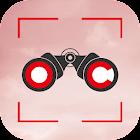 Virtual Binoculars icon