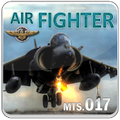 Air Fighter Go Launcher theme