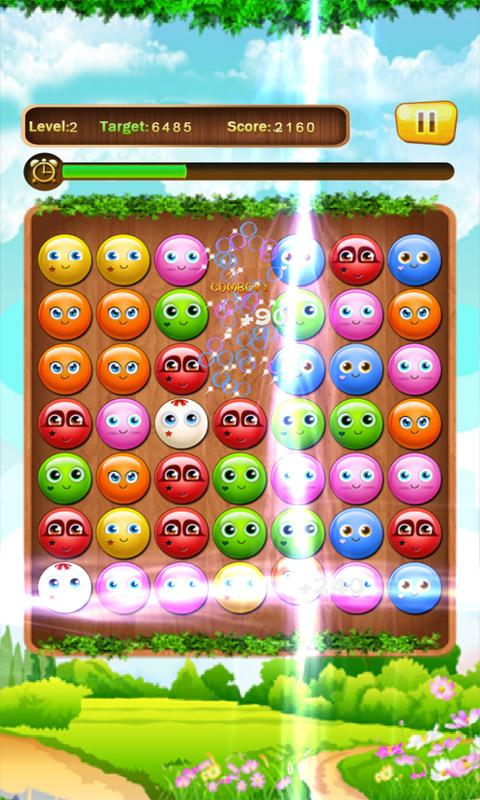 Bubble Combos- screenshot