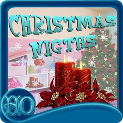 Hidden Object Christmas Nights