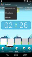 Screenshot of Kairo XP (for HD Widgets)