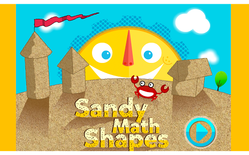 TVOKids Sandy Math Shapes