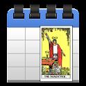 tägliche tarot Karte icon