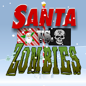 Santa vs Zombie Pirates
