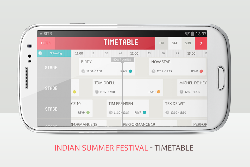 Indian Summer Festival 2014- screenshot