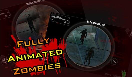 iSnipe: Zombies (Beta)- screenshot thumbnail