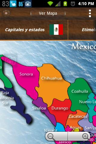 Mexico App