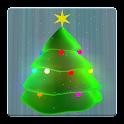3D Christmas Xmas Tree icon