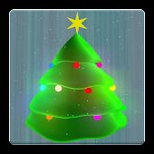 3D Christmas Xmas Tree