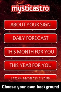 Personal Horoscope PRO - screenshot thumbnail