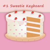 Sweetie GO Keyboard Theme