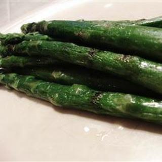 Parmesan Roast Asparagus Recipe