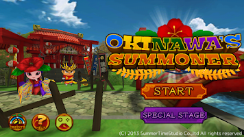 Screenshot of Okinawa's Summoner