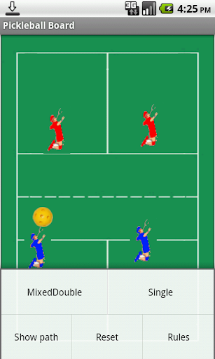 免費體育競技App|Pickleball Tactics Board|阿達玩APP