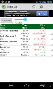 Stocks Portfolio - screenshot thumbnail