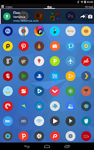 Elun - Icon Pack screenshot 14
