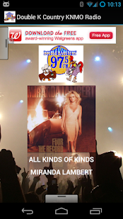 Double K Country KNMO Radio - screenshot thumbnail