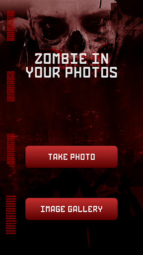 Zombie in your photos