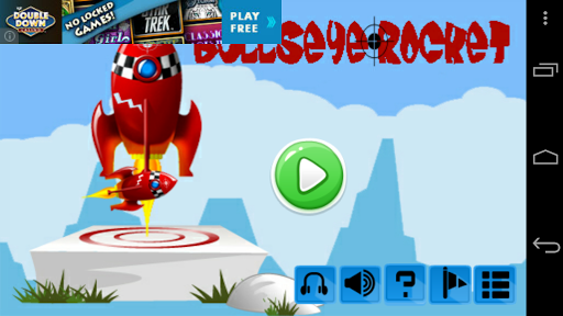 Bullseye Rocket