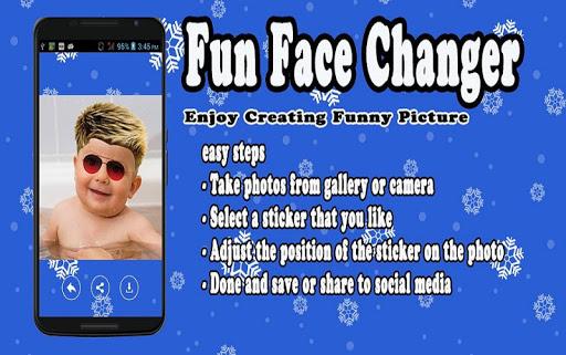 Fun Face Changer