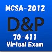 70-411 MCSA-2012 Virtual Exam