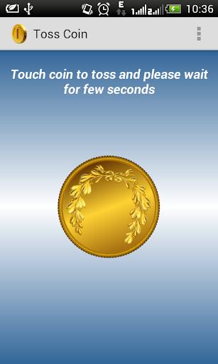 Toss Coin