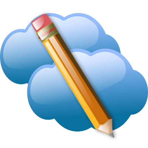 NoteCloud Mobile LOGO-APP點子