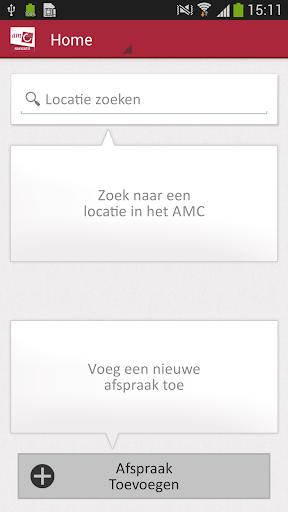 AMC Navigatie