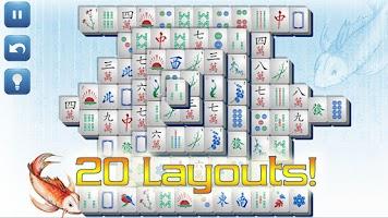 Screenshot of 247 Mahjong