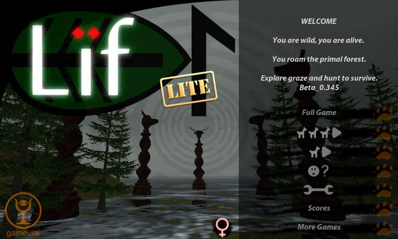 Lif Lite - screenshot