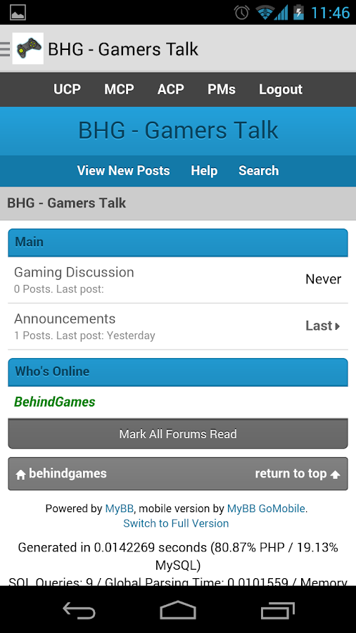 Video Games News - BHG- screenshot