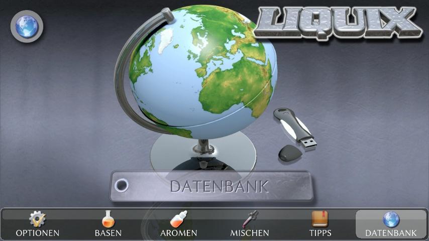 android LIQUIX Liquidrechner & Manager Screenshot 22