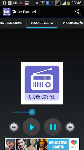 Rádio Clube Gospel