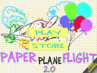 Paper Plane Flight 2.0 Free- screenshot thumbnail