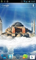 Screenshot of Hagia Sophia Live Wallpaper